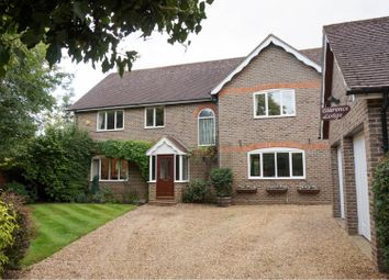 Thumbnail 5 bed detached house for sale in West Common, Harpenden