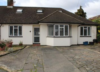 Thumbnail 3 bed bungalow for sale in Meriden Close, Ilford