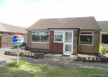 Thumbnail 2 bed semi-detached bungalow to rent in Ribblesdale Avenue, Hinckley