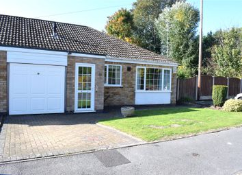Thumbnail 2 bed semi-detached bungalow for sale in Yalding Drive, Wollaton Vale, Nottingham, Notts.