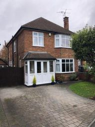 Thumbnail 4 bed detached house for sale in Tranby Gardens, Wollaton, Nottingham, Nottinghamshire