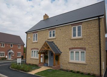 Thumbnail 3 bed detached house for sale in Plot 12, Willowbrook Gardens, Fenny Compton