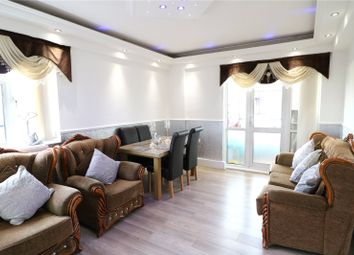 Thumbnail 2 bed flat for sale in Trafalgar House, Bronti Close, London