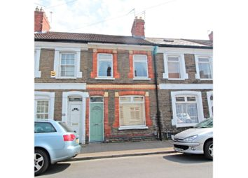 Thumbnail 2 bed terraced house for sale in Cyfarthfa Street, Roath