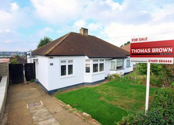 Thumbnail 3 bed semi-detached bungalow for sale in Augustine Road, Orpington