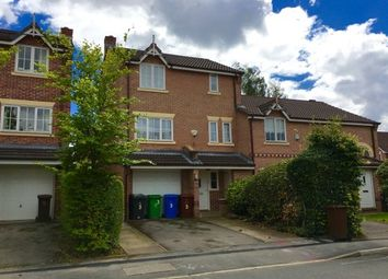 Thumbnail 4 bed town house to rent in Chervil Close, Fallowfield