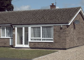 Thumbnail 2 bed bungalow to rent in Castle Close, Weeting