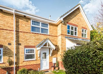 Thumbnail 2 bed terraced house for sale in Lansdowne Gardens, Spencers Wood, Reading