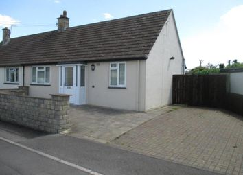 Thumbnail 2 bed bungalow to rent in North View, Writhlington, Radstock