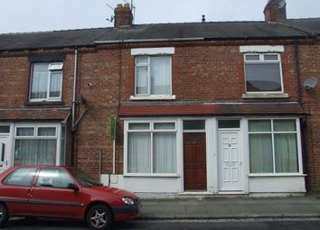 2 bed terraced house for sale in Major Street, Darlington DL3