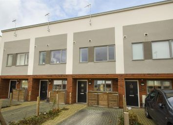 Thumbnail 2 bedroom town house for sale in Tasmania Close, The Meadows, Nottingham