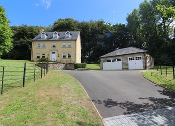 Thumbnail 5 bed detached house for sale in Conqueror Drive, Plymouth