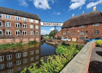 Thumbnail 3 bed flat to rent in New Mill, The Flour Mill, Burton On Trent