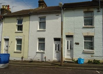 Thumbnail 2 bed terraced house for sale in Richard Street, Rochester, Kent.