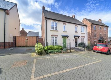 Thumbnail 2 bed semi-detached house for sale in Eastcote Avenue, Lawley Village, Telford