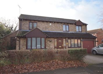 Thumbnail 4 bed detached house for sale in Tinwell Close, Lower Earley, Reading, Berkshire