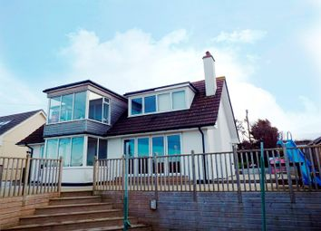 Thumbnail 5 bed detached house for sale in Somerville Road, Perranporth