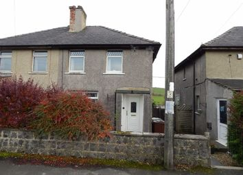Thumbnail 3 bed semi-detached house for sale in Sterndale Moor, Near Buxton, Derbyshire