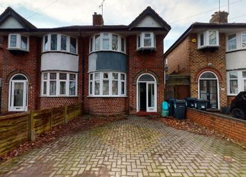Thumbnail 3 bed semi-detached house for sale in Pendragon Road, Perry Barr, Birmingham