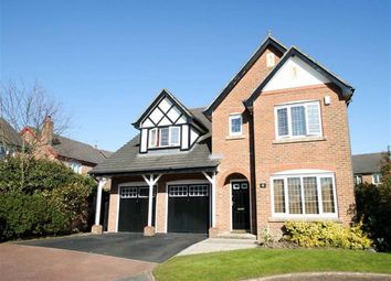 Thumbnail 5 bed detached house to rent in Campbell Close, Northwich, Cheshire