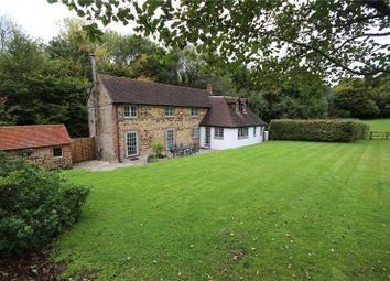 Thumbnail 3 bed detached house for sale in Lampard Lane, Churt, Farnham, Surrey