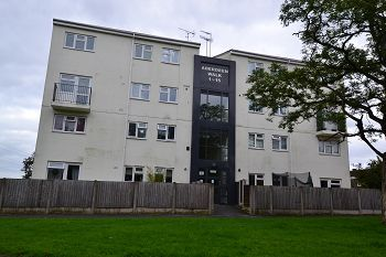 Thumbnail 3 bed flat to rent in Aberdeen Walk, Macclesfield, Cheshire