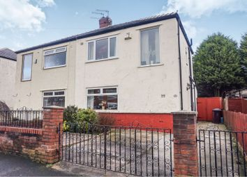 Thumbnail 2 bed semi-detached house for sale in Leamington Avenue, Burnley