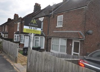 Thumbnail 2 bed end terrace house to rent in New Road, Havant
