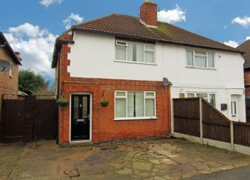 Thumbnail 3 bed semi-detached house for sale in Kingston Avenue, Wigston