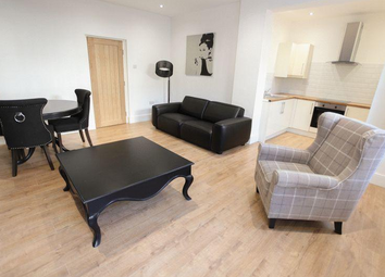 Thumbnail 3 bed flat to rent in Hancock Road, London