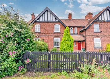 Thumbnail 2 bed terraced house for sale in Stoke Lane, Stoke Bardolph, Burton Joyce, Nottingham