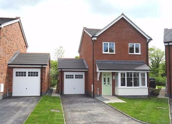 Thumbnail 3 bedroom detached house for sale in 62, Barley Meadows, Llanymynech, Shropshire