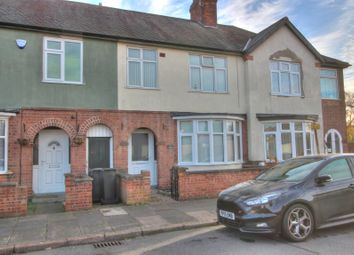 Thumbnail 3 bed town house for sale in Erith Road, Leicester
