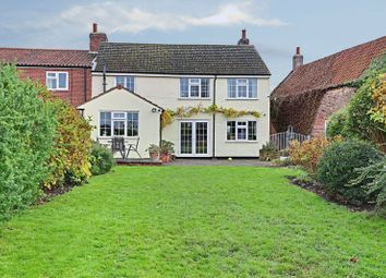 Thumbnail 3 bed semi-detached house for sale in Swallow Lane, Wootton, Ulceby