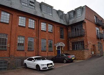 Thumbnail 2 bedroom flat to rent in Webbs Factory, Brockton Street, Northampton
