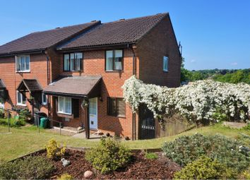 Thumbnail 4 bed end terrace house for sale in Aveling Close, Purley