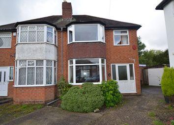 Thumbnail 3 bedroom semi-detached house for sale in Wilde Close, Kings Heath, Birmingham