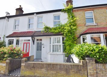 Thumbnail 3 bed terraced house to rent in Holly Road, Hampton Hill