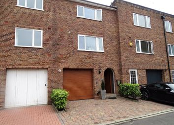 Thumbnail 4 bed terraced house to rent in West Drive, Edgbaston