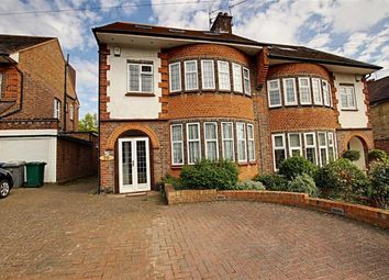 Thumbnail 4 bed semi-detached house to rent in Saddlescombe Way, London