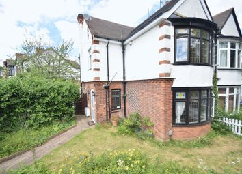 Thumbnail 3 bed semi-detached house for sale in Alexandra Avenue, Luton