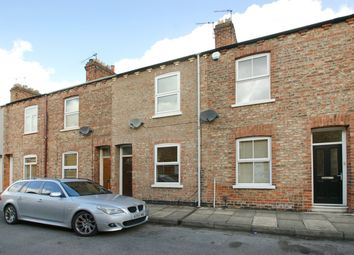 Thumbnail 2 bedroom terraced house for sale in Gladstone Street, Acomb, York