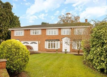 Thumbnail 5 bedroom detached house to rent in Harwood Gardens, Old Windsor