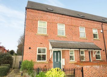 Thumbnail 3 bedroom town house for sale in The Pavilion, Lincoln
