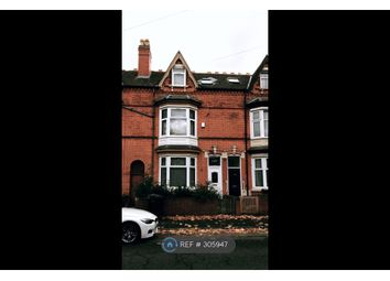 Thumbnail 4 bed terraced house to rent in Holly Road, Birmingham