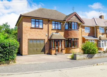 Thumbnail 5 bed detached house for sale in Wintersdale Road, Leicester, Leicestershire