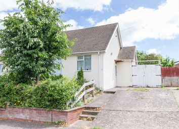 Thumbnail 2 bed semi-detached bungalow for sale in Pendered Road, Wellingborough