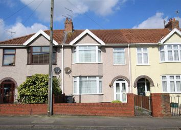 Thumbnail 3 bed terraced house for sale in Gloucester Road, Staple Hill, Bristol