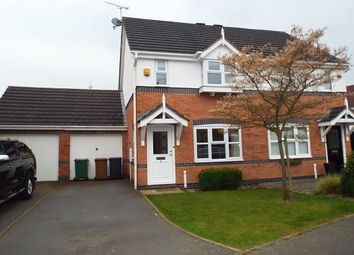 Thumbnail 2 bed property to rent in Rochester Close, Mountsorrel