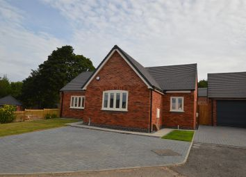 Thumbnail 3 bed detached bungalow for sale in Orchard Close, Moira, Swadlincote